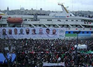 Mavi Marmara ve Özgür Kudüs İçin Yürüyoruz