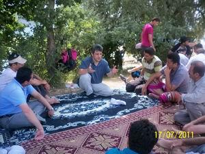 Tatvanda Seminerin Gündemi Suriyeydi