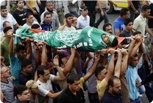 Gazzede Tünel Çöktü; Bir Mücahit Şehit Oldu!