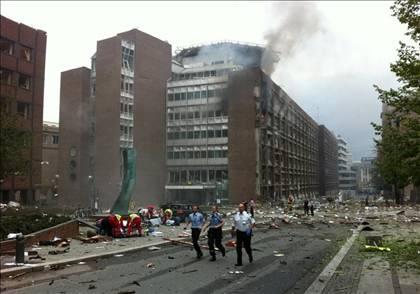 Norveçte Çifte Saldırı: 17 Ölü