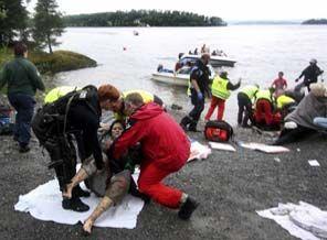 Norveçte Bilanço Dehşet: 91 Ölü (FOTO)