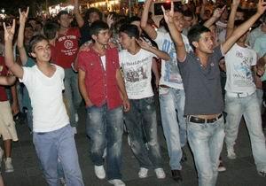 Provokatörler Zeytinburnunda İş Başında!