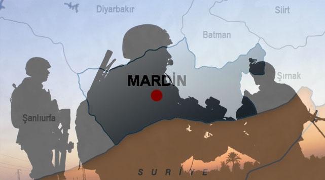 Mardin'de Askerlere Pusu