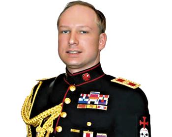 77 Kişiyi Öldüren Breivik, Suçsuzum Dedi