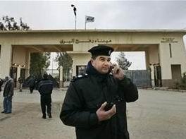Refah Sınır Kapısı Çift Yönlü Kapatıldı