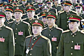Çin'de 190, Bizde 360 General Var
