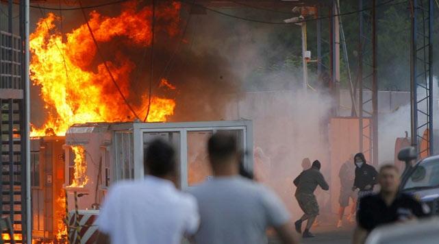 Kosova-Sırbistan Gerginliği Sürüyor