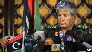 Libyalı İsyancıların Komutanı Öldürüldü