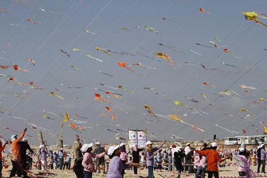 Zor Zamanda Gazzeden Uçurtma Rekoru