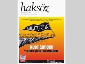 Haksöz Dergisi Ağustos (245) Sayısı