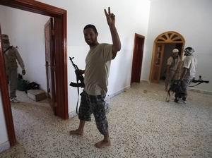 Libyalı Direnişçilere ABDde Büyükelçilik İzni