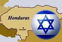 İsrail, Hondurası Protesto Etti