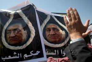 """""""Batılı Devletler Mübarek'in Suç Ortağıdır!"""""""