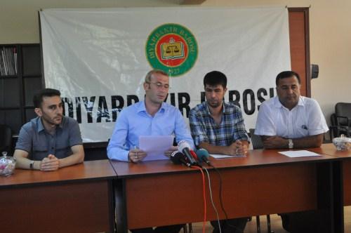 STKlar Karlıova Olayları Raporunu Açıkladı