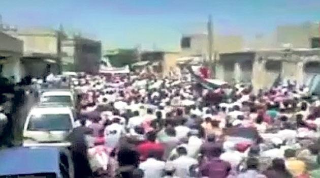 Deyr El-Zorda Katliam Endişesi