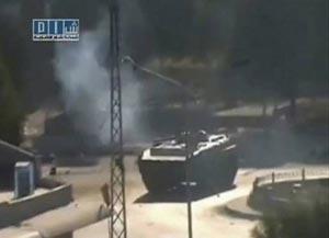Suriye Ordusu Bu Kez Lazkiyeye Saldırdı