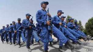 NATO Askerleri Afgan Polisiyle Çatıştı