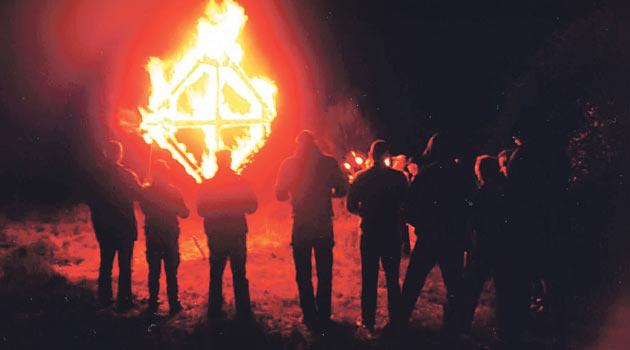 Danimarkada Irkçı Örgüt Deşifre Oldu