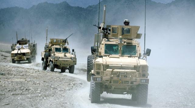 Polis Üniformasıyla, NATO Askerlerini Öldürdü
