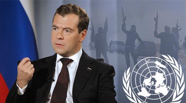 Rusyadan Libyaya BM Yaptırımları