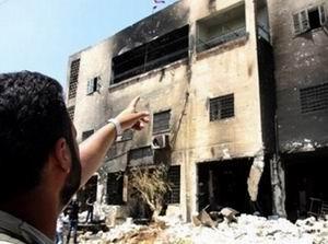 Sanki Hama'ya Kimyasal Silah Atılmış!