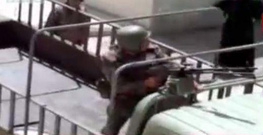 Beşşar Esad Vurmaya Devam Ediyor