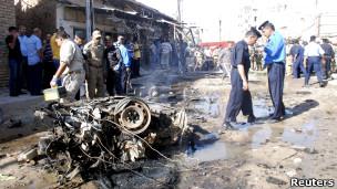 Irak'taki Saldırıda Ölü Sayısı 66'ya Çıktı