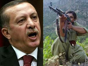 Erdoğan: Siyasetle Müzakere, PKK İle Mücadele
