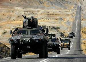 Özel Birlikler Haftanin Kampına Girdi!