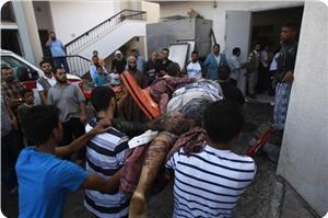 Rafaha Siyonist Saldırı: 6 Filistinli Şehit