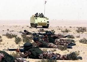 İsrail, Gazzeden Sonra Mısırı da Vurdu