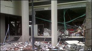 Nijeryada BM Binasına Bomba