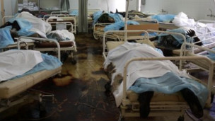 Trablusta Yüzlerce Terkedilmiş Ceset Bulundu