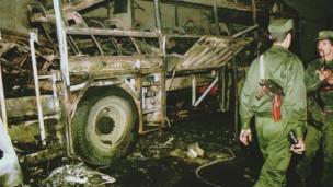 Cezayirde Askeri Akademiye Saldırı