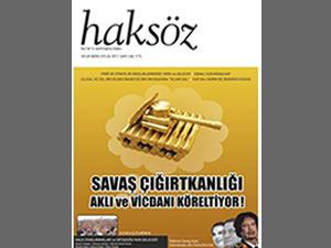 Haksöz Dergisi Eylül (246) Sayısı