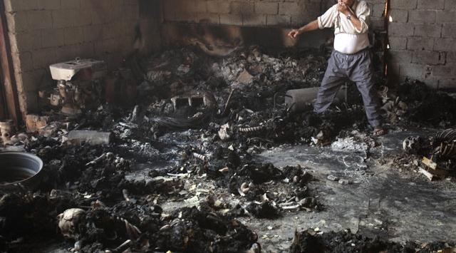 Libyadan Dehşet Görüntüler (Video)