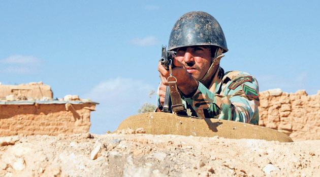Suriye Ordusunda Toplu Firarlar Başladı