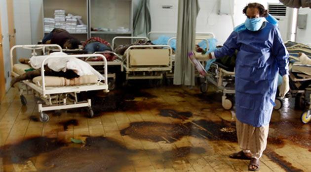 Libyada 60 Bin Tutsaktan 50 Bini Kayıp