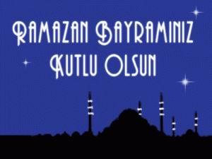 Ramazan Bayramınız Mübarek Olsun!
