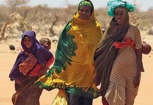 Somali'yi Sel Vurdu: 100 Ölü