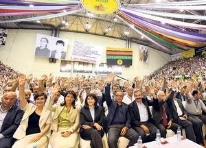 Yargıtaydan BDP Kongresine İnceleme