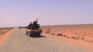 Kaddafinin Askerleri Nijere Kaçıyor