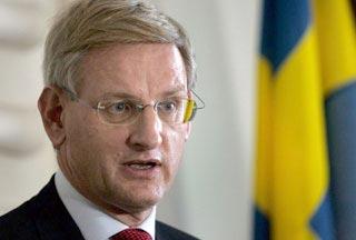 İsveç'ten 'Filistin Devleti'ne Destek