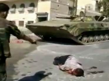 Suriyede İşkence ve Katliam Operasyonları