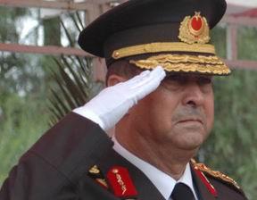 Andıçta Bir General Daha Tutuklandı