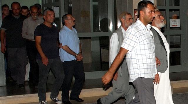 KCK Davasında 11 Tutuklama