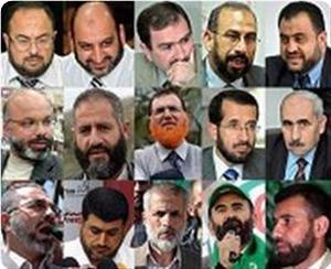 Filistinli 17 Vekil İdari Cezalı Olarak Zindanda