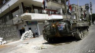 Suriyenin Kuzeybatısında Yeni Operasyon Başladı