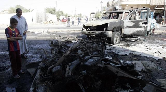 Irakta Bombalı Saldırılar: 17 Ölü