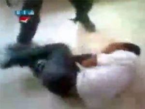 Suriyeli Gence Rabbin Kim? İşkencesi (VİDEO)